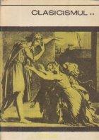 Clasicismul, Volumul al II-lea (antologie)