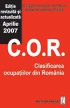 Clasificarea ocupatiilor din Romania Culegere