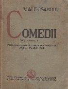 Comedii, Volumul I