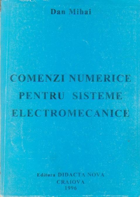 Comenzi Numerice pentru Sisteme Electromecanice