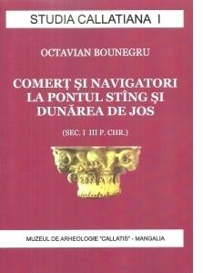 Comert si navigatori la Pontul sting si Dunarea de Jos (sec. I-III p. Chr)