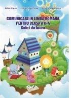 Comunicare limba romana pentru clasa