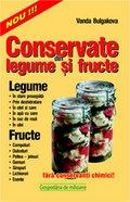 Conservate din legume si fructe - muraturi si conserve in tot timpul anului