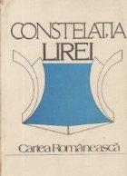 Constelatia Lirei - antologia poetilor din R.S.S. Moldoveneasca