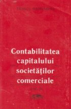 Contabilitatea capitalului societatilor comerciale Volumul