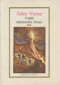 Copiii capitanului Grant, Volumul al II-lea