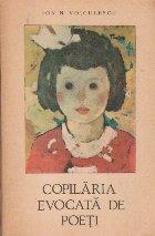 Copilaria Evocata de Poeti, Antologie (De la Mihai Eminescu la Nicolae Labis)
