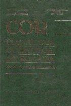 COR - Clasificarea ocupatiilor din Romania. Manual pentru utilizatori