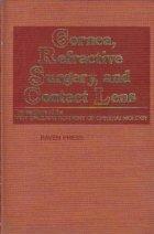 Cornea, Refractive Surgery, and Contact Lens