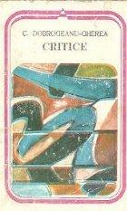 Critice (Studii si articole)