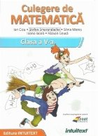 Culegere de matematica pentru clasa a V‑a