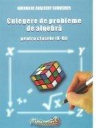 Culegere de probleme de algebra pentru clasele IX - XII