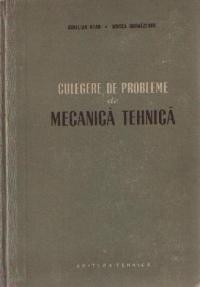 Culegere de probleme de mecanica tehnica, Editia a II-a