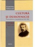 Cultura si Duhovnicie - Vol 1 - articole publicate in Telegraful Roman (1930-1936)