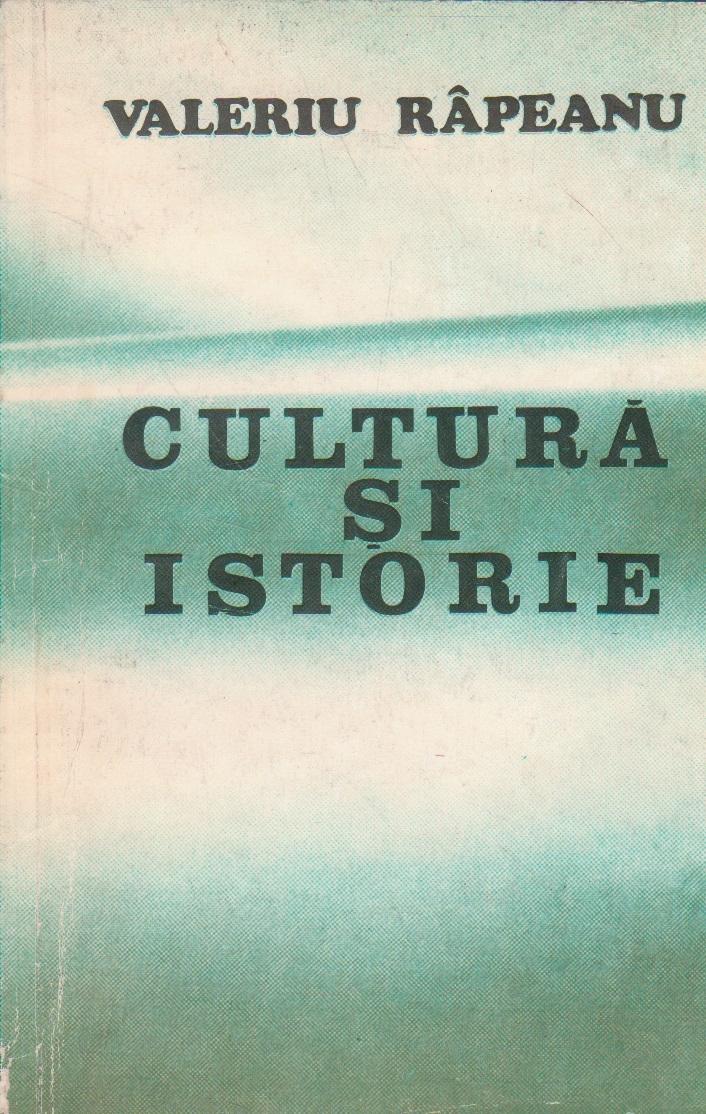Cultura si istorie