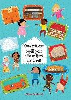 Cum trăiesc copiii prin alte colţuri ale lumii (ediție cartonată)
