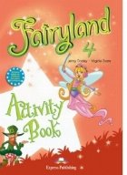 Curs limba engleza Fairyland Caietul
