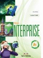 Curs Limba Engleza New Enterprise A1 Manualul Elevului cu Digibook App