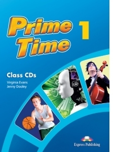 Curs limba engleza. Prime Time 1 Audio CD (set 4 CD)