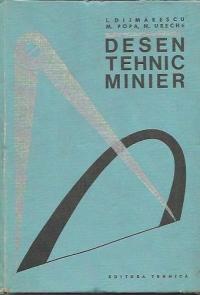 Desen tehnic minier