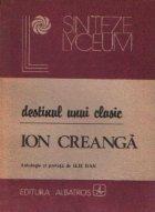 Destinul unui clasic - Studii si articole despre Ion Creanga