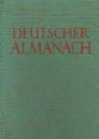 Deutscher Almanach 1942 (Verlag Franz Nach GMBH Munchen)
