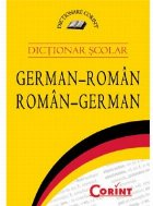 Dicţionar şcolar german-român, român-german