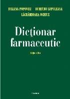 Dicționar farmaceutic