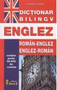 Dictionar bilingv roman-englez / englez-roman