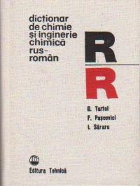 Dictionar de chimie si inginerie chimica rus-roman
