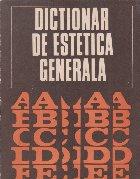 Dictionar de estetica generala