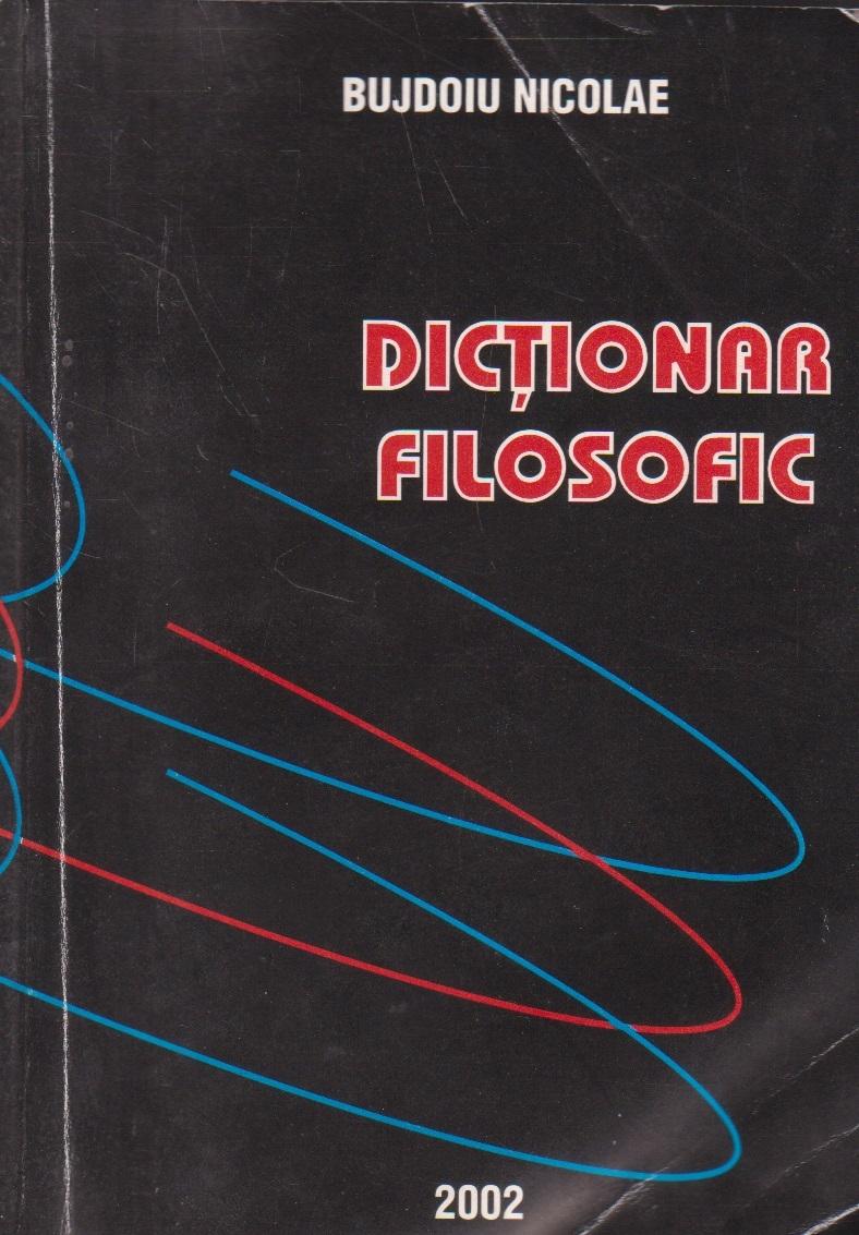 Dictionar filosofic
