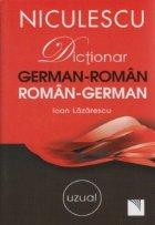 Dictionar german-roman / roman-german uzual
