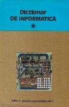 Dictionar Informatica