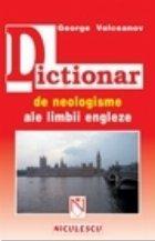 Dictionar neologisme ale limbii engleze