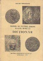 Dictionar - Oameni de cultura romani in arta medaliei