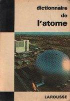 Dictionnaire de l\'atome