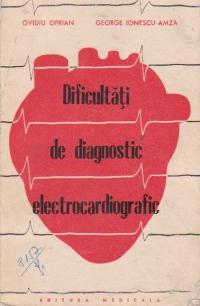 Dificultati de diagnostic electrocardiografic