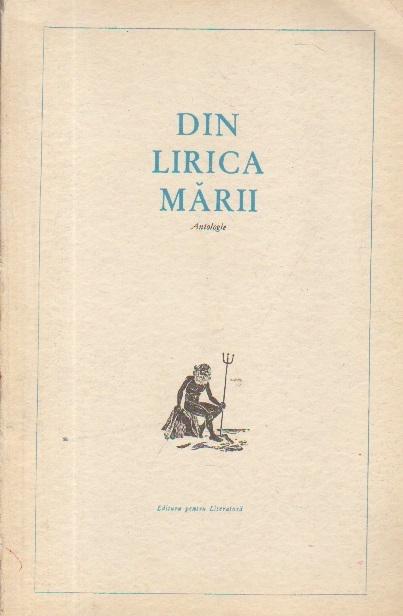 Din Lirica Marii - Antologie