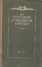 Din povestirile scriitorilor sovietici (vol
