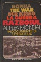 Al doilea razboi mondial in documente si literatura