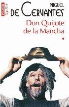 Don Quijote Mancha vol ediție