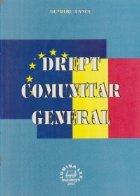 Drept comunitar general