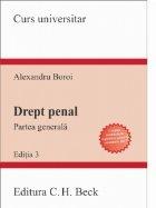 Drept penal. Partea generala. Conform noului Cod penal. Editia 3
