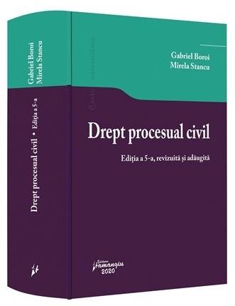 Drept procesual civil. Editia a 5-a