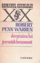 Dreptatea lui Jeremiah Beaumont (roman)
