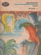 Dridri - Proza, Volumul al II- lea