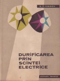 Durificarea prin scintei electrice