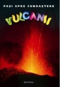 DVD Enciclopedia Junior nr. 26. Pasi spre cunoastere - Vulcanii (carte + DVD)