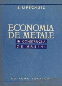 Economia de metale in constructia de masini